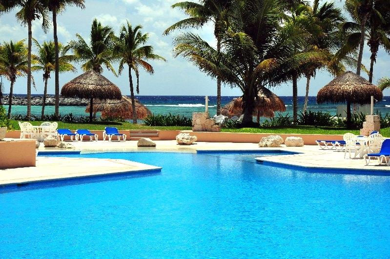 Villas del Mar Phase 1 pool